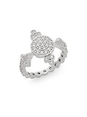 Bindhi Pav? Sterling Silver Ring