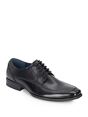 Tazer Leather Derby Shoes