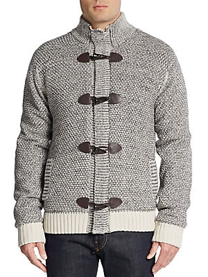 Weldon Toggle Sweater