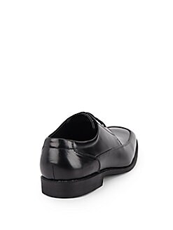 Bottom Dollar Leather Oxfords