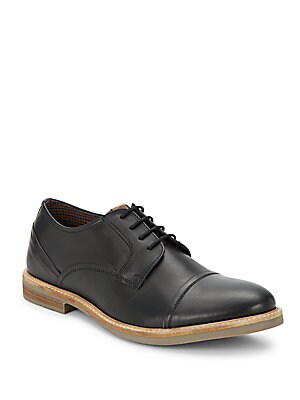 Leon Leather Derby Shoes