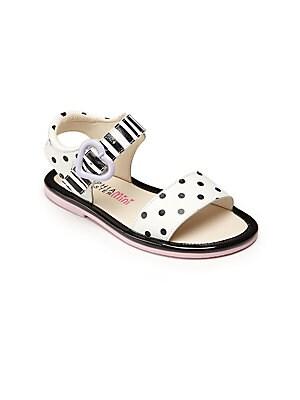 Baby's, Toddler's & Kid's Ariba Polka Dot Sandals