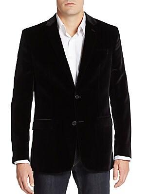 Velvet Sportcoat