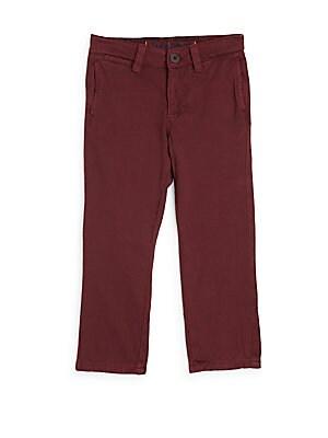 Toddler's, Little Boy's & Boy's Cotton Pants