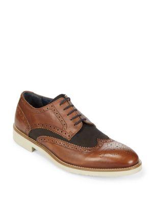 Brogue Leather Derbys Ben Sherman