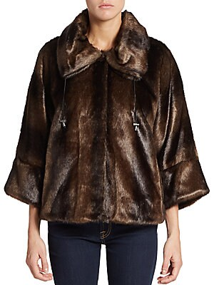 Harper Faux Fur Jacket