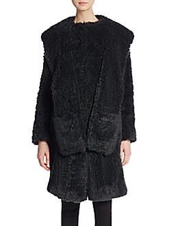 Tabitha Faux Fur Coat
