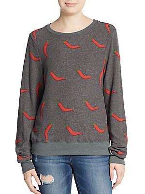 Chilli Pepper Sweatshirt