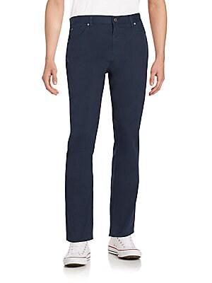 michael kors male stretchcotton jeans