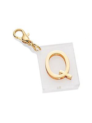 Inital Keychain
