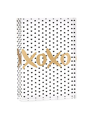 XOXO Decorative Block