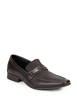 Bartley Logo Loafers
