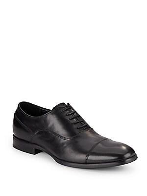 Carlton Leather Oxfords
