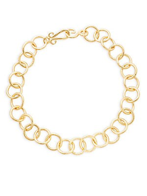 CLASSIC LINK CHOKER NECKLACE