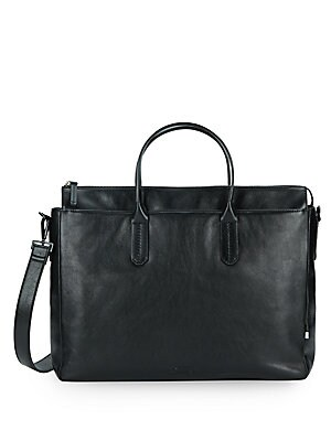 Brompton Leather Briefcase