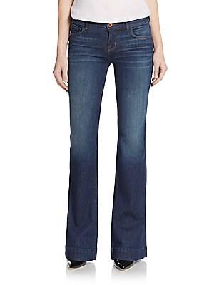 Lovestory Flared Jeans