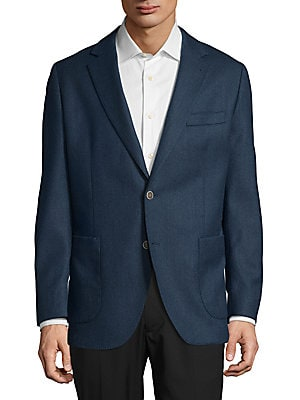 Tyler Double Wool Coat