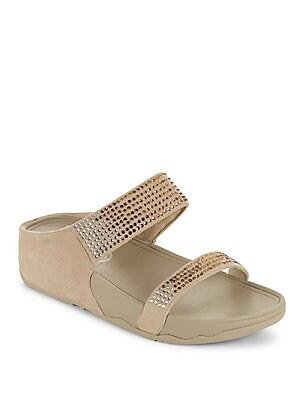 Flare Slide Sandals