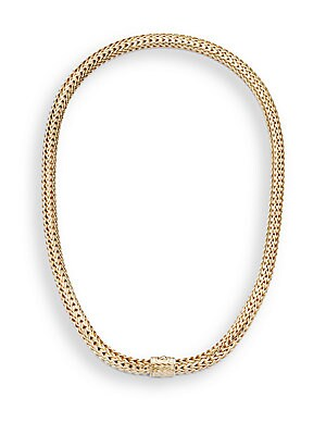 Click here for Classic Chain 18K Yellow Gold Small Necklace prices