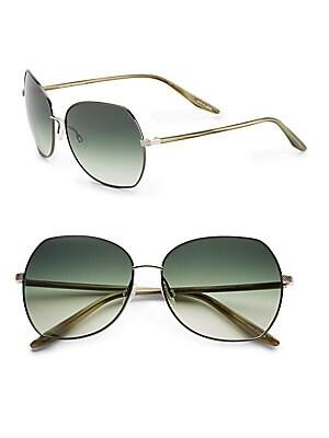 61MM Oversized Sunglasses