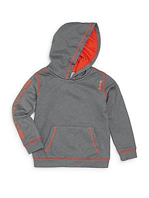 Toddler's Embossed Sweatshirt
