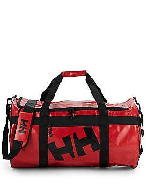 28-Inch Logo Water-Resistant Duffel Bag