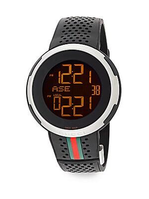gucci male igucci collection digital watch