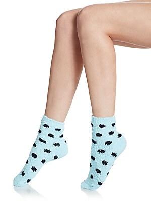 Fleece Socks/Three Pack