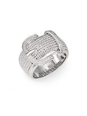 Click here for Diamond & Sterling Silver Ring prices