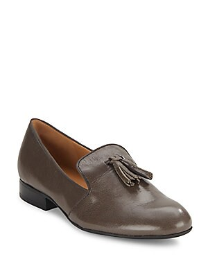Sip-On Leather Loafers