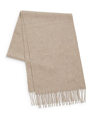 12X72 90% WOOL, 10% CASHMERE SCARF