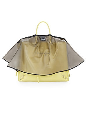 Midi Handbag Raincoat