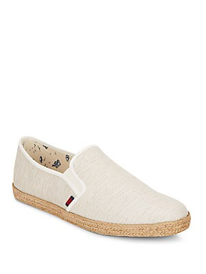 Jenson Canvas Espadrille Sneakers