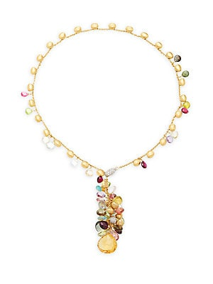 Click here for Aruba Diamond & 18K Gold Necklace prices