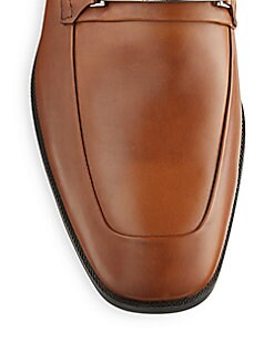 Horace Leather Loafers