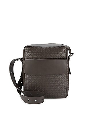 Center Storage Rectangular Handbag