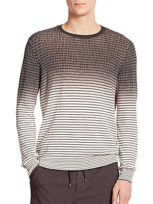 Cotton & Cashmere Sweater