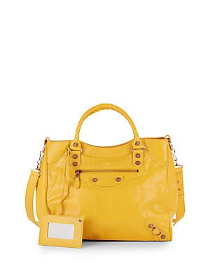 Leather Giant 12 Velo Bag