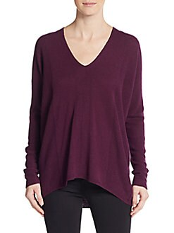 Directional Cashmere Sweater