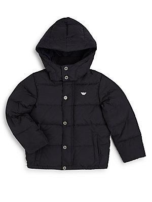 Boy's Down Puffer Jacket