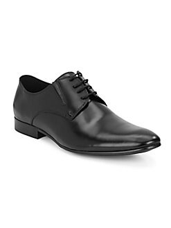 Mix Em Up Leather Derby Shoes