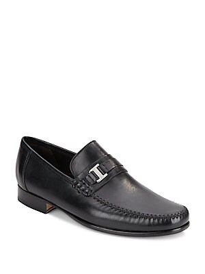 Amalfi Leather Loafers