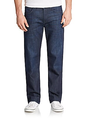 Austyn Straight-Leg Jeans