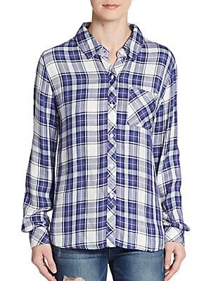 Hunter Plaid Shirt