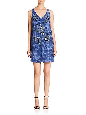 Summer Breeze Embellished Dress