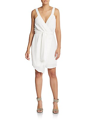 The High Road Wrap Dress
