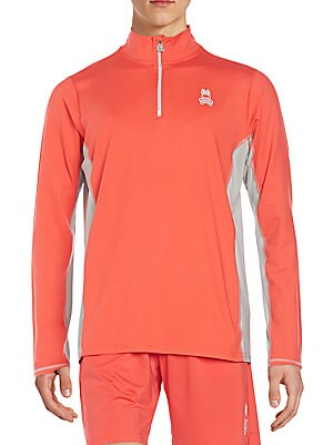 Performance Half-Zip Lounge Pullover