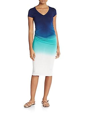 Araya Ombre Dress