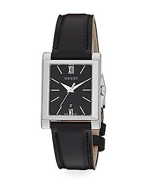 G-Timeless Stainless Steel Watch