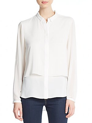Maverick Layered Blouse